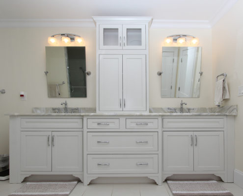 bathroom cabinetry Westford MA