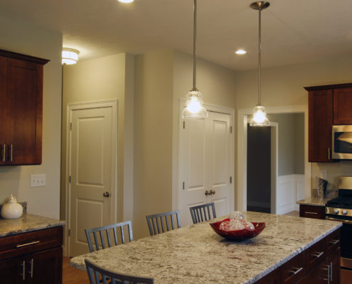luxury kitchen building and design MA