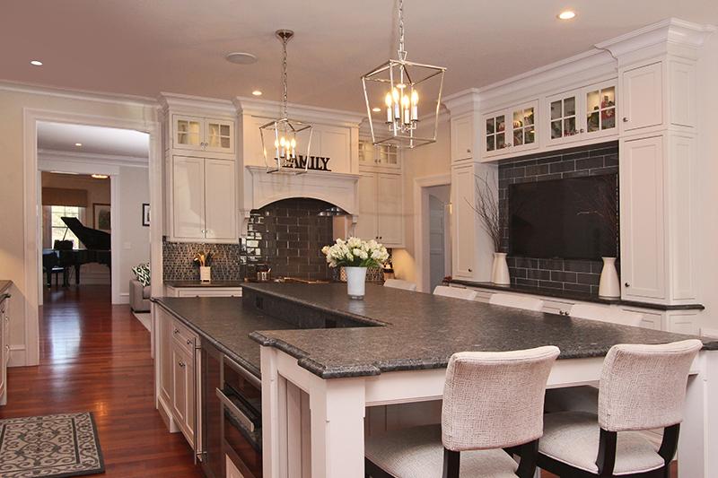 luxury kitchen construction Massachusetts